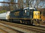 CSXT EMD GP38-2S 4418