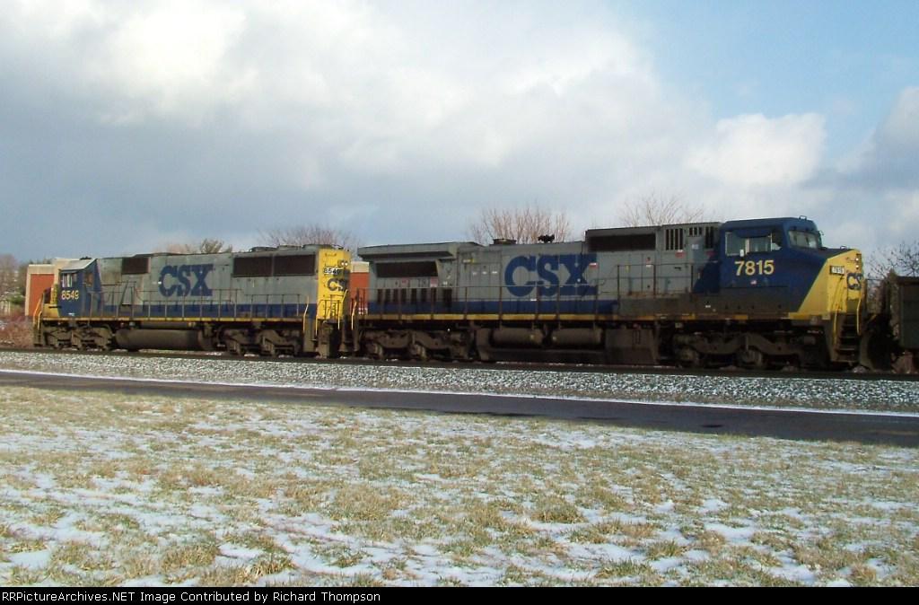 CSX 7815