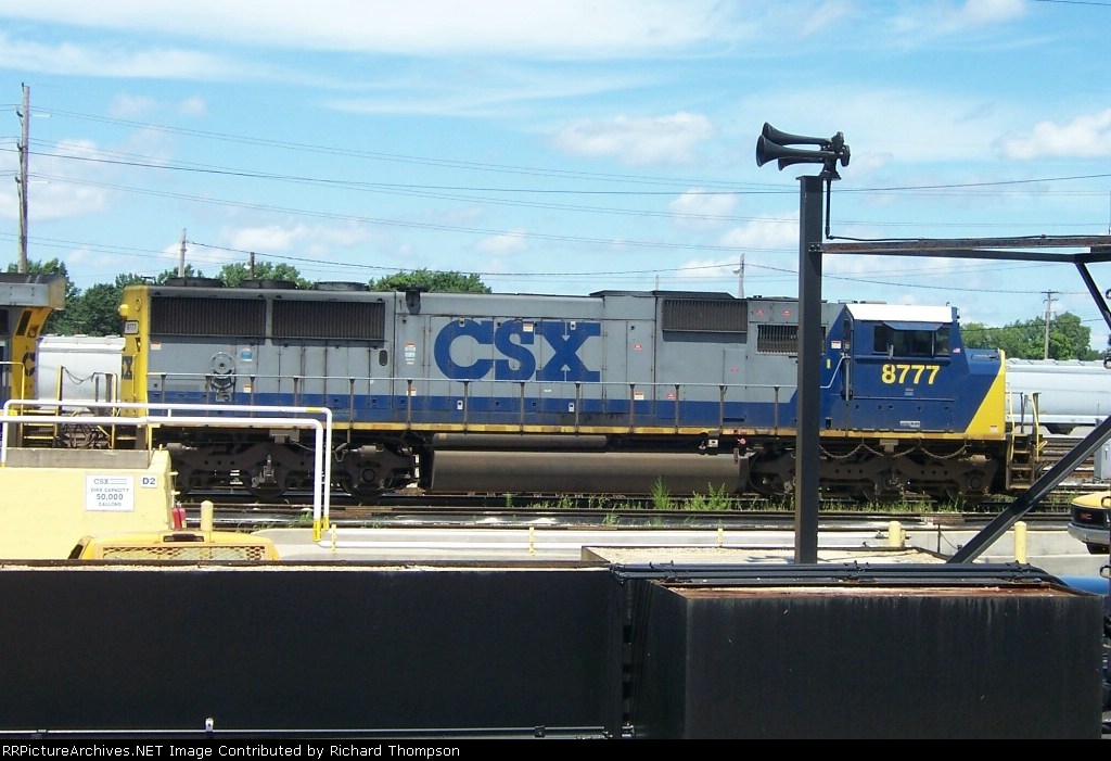 CSX 8777