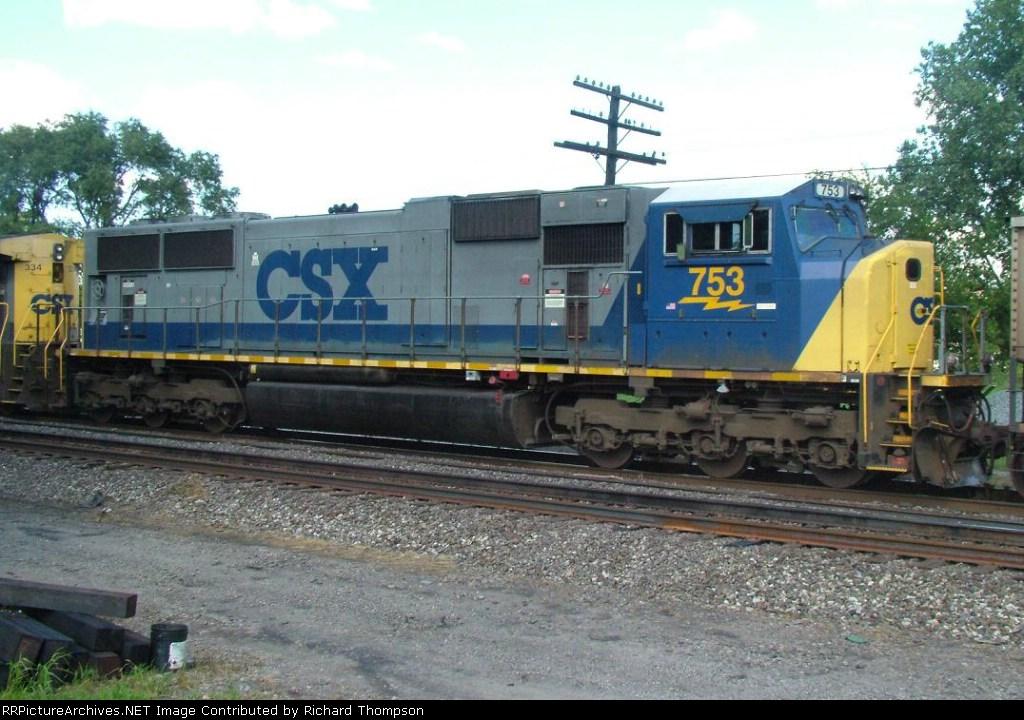 CSX 753