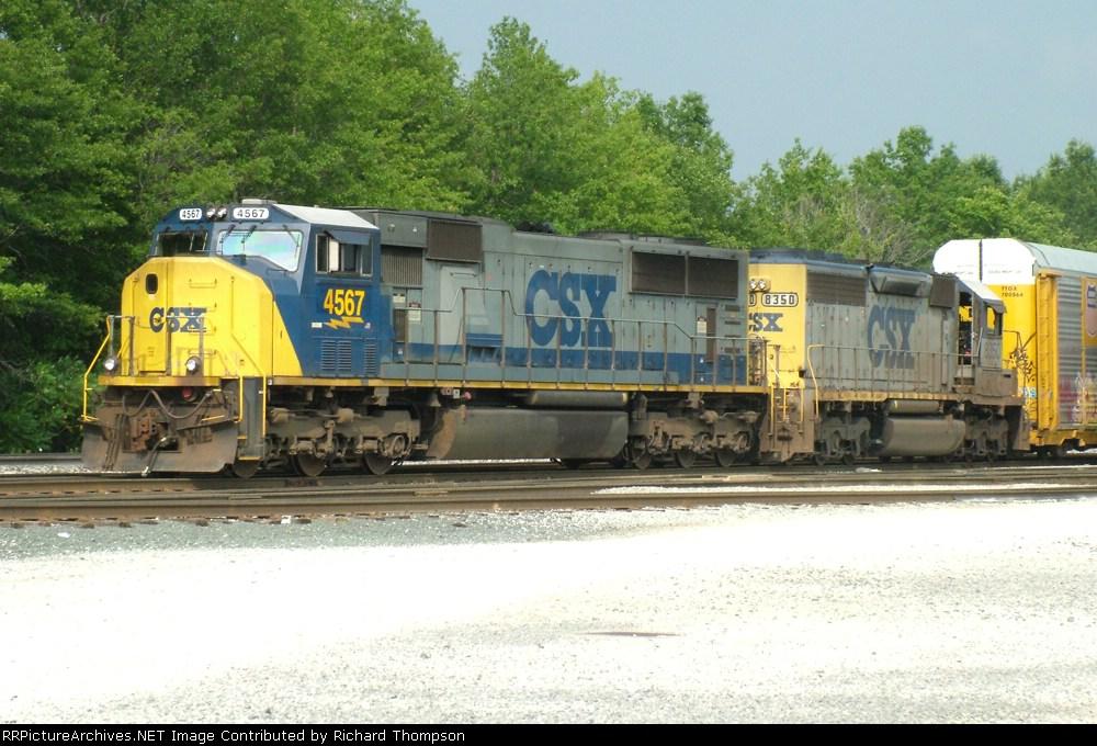 CSX 4567