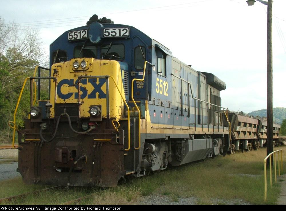CSX 5512