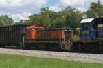 BNSF 3501