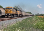 UP 6726 on CSX E960-XX