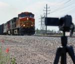 BNSF 4453 on CSX Q380-10
