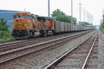 BNSF 9919 on CSX N859-XX