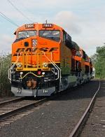 BNSF 7905, 7901, 7904 & 7903