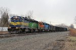 DME 6366 on CSX Q385-xx