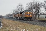 UP 5570 on CSX K683-xx