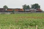 BNSF 8217 on CSX Q340-10