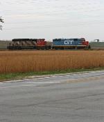 GTW 4907 on CSX Z241-30