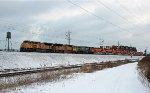 UP 8391 on CSX Q357-19