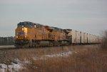 UP 7784 on CSX L091-29