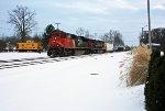 CN 8863 on CSX Q322-15