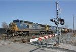 CSX 7651 on CSX E957-XX