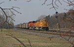 BNSF 9940 on CSX N859-XX
