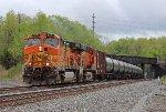 BNSF 5116 on CSX K035-xx