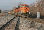 BNSF 5985 on CSX E957-XX