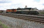 BNSF 9686 & BNSF 5721 on CSX U994-XX