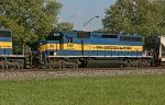 ICE 6407 on CSX K674-XX