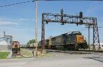 CSX 8662 on CSX G888-XX