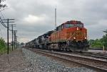 BNSF 5019