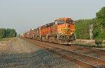 BNSF 4735 on CSX Q381-29