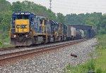 CSX 7513 on CSX Q355-18