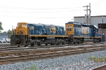 CSX 1006 & 2443