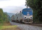 AMTK 147 on CSX P029-25 (Amtrak 29, the Capitol Ltd)