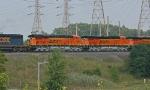 BNSF 6432