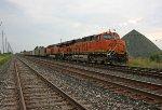 BNSF 6417 on CSX N859-XX