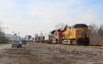 UP 7981 on CSX L132-14