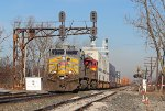 KCS 4604 on CSX Q106-13