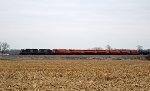 CSX 8567 on CSX Q357-25