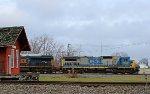 CSX 7580 on CSX L158-14