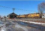 UP 7619 on CSX Q090-09