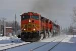 BNSF 4678 on CSX Q393-06