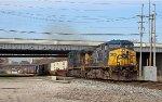 CSX 123 on CSX Q137-11