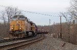 UP 6465 on CSX V089-xx