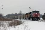 UP 6276 on CSX E960-27