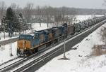 CSX 755 on CSX K655-26