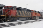 CN 5528 & BNSF 8259 on CSX Q393-27