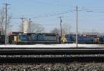 CSX 6295 & 1192