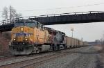 UP 5715 on CSX E958-20