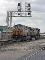 KCS 4610 on CSX G012-09