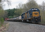CSX 6130 on CSX D763-17