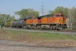BNSF 5290 on CSX Q380-24