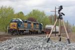 CSX 6045 on CSX D750-25