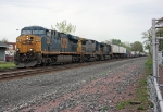 CSX 794 on CSX Q117-30